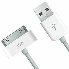CHARGEUR POUR IPHONE 4 IPHONE 4S CÂBLE USB RENFORCÉ DATA SYNCHRO IPOD IPAD 1M