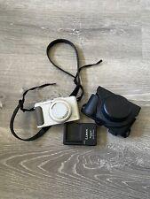 Panasonic LUMIX DMC-LX7 10.1MP Digital Camera - White BARELY USED