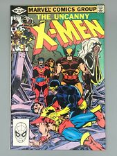 Uncanny X-Men #155 (1982) VF - 1st app of the Brood ~ First Blood