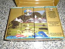 NUOVO Titleist 2006 Ryder Cup Palline Da Golf-UNA DOZZINA-Maniche a 4 in Scatola Ufficiale