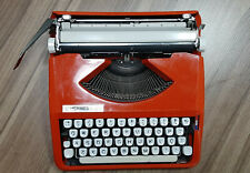 Hermes baby typewriter RED - Operation confirmed (revised)