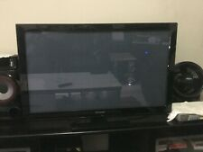 Panasonic TV 40 inch Model: TH-P42X30A - Stand, Cables and Remote Included