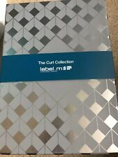 Label.m Curl Collection Hair Curling Products Gift Set For Her Toni&Guy