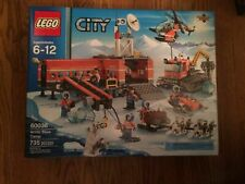 Lego City Arctic Base Camp 60036 Building Toy