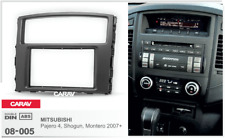 CARAV 08-005 Car Radio Frace Fascia Panel for MITSUBISHI Pajero, Shogun, Montero