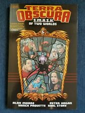 Terra Obscura: S.M.A.S.H. of Two Worlds Tpb [Alan Moore]