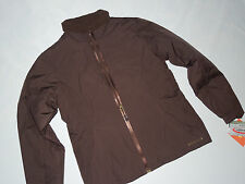MERRELL women's PrimaLoft  Espresso brown insulated winter  Jacket MEDIUM