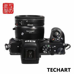 TECHART TZC-01 Auto-Focus for Canon EF EOS Lens Adapter To Nikon Z Camera
