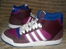 Womens Adidas Midiru Court Mid 2.0 Size 7 B Retro Classic
