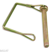 """PTO CANOPY PIN 3"""" X 3/8"""" TRAILERS TRACTORS AWNINGS RVs MARQUEES F.U.M. TOOLS FUM"""