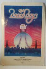 "The Beach Boys ""Padres Vs. Giants Candlestick Park"" 9/18/1982 K-101 19""x28"" Lot2"