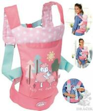 More details for baby annabell 702055 tragesitz travel cocoon carrier, multi