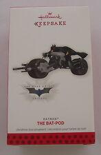 Hallmark 2013 Dark Knight Batman Bat-Pod Limited Edition Christmas Ornament