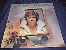 ANNE MURRAY CHRISTMAS WISHES 1981 LP RECORD ALBUM CAPITOL SN 16232