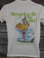 Margaritaville Negril Jamaica Small Unisex White Cotton T Shirt Jimmy Buffet