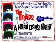 The Beatles A Hard Days Night 1964 DVD