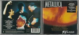 Metallica - Reload  (CD, Nov-1997, Elektra (Label)) PROMO
