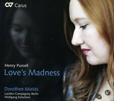 Dorothee Mields, H. - Purcell: Love's Madness [New CD]