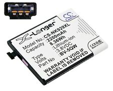 Batterie Li-ion 3.8V 2200mAh type BV-5QW Pour Nokia Lumia 929 929+ 930
