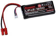 Graupner Batería LiPo 20C 2/16007 4v G3 5 / 7634.2