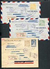 Suriname fdc V Lp_ ? (nieuw) M, voorlopers Mercuriuskop 1941 ; zeer zeldzaam