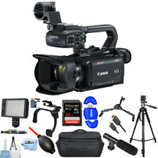 Canon XA11 Compact Full HD Camcorder with HDMI and Composite Output PRO KIT NEW