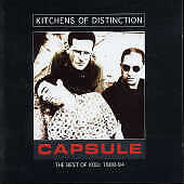 Capsule: The Best of KOD 1988-94 by Kitchens of Distinction (CD, 2003, 2 Disc)