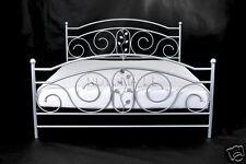 ROSA Eisenbett Metallbett Schlafzimmer Design Bett Bettgestell 140x200 cm