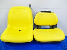 SEAT REPLACES JOHN DEERE AM136044,JD X300,X300R,X320,X340,X360,X500,X520,X530#CJ