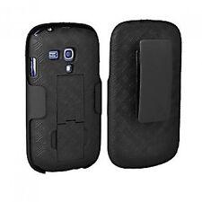 *Verizon OEM Shell Holster Combo Case For Samsung Galaxy S3 Mini SM-G730V G730