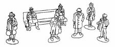 Dapol C08. Platform Figures - Plastic Kit (00) Railway Model