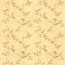 Brewster (64 ft.) Country Pip Berry & Daisy Wallpaper - FD44607