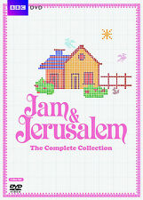 Jam & Jerusalem . The Complete Series Collection . Season 1 2 3 . 4 DVD . NEU