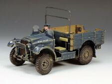 King & Country Soldiers RAF037 Royal Air Force Morris CS8 British 15 Cwt Truck