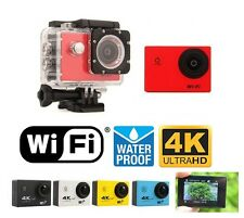 Sports Action Camera 8 Includes GoPro accessory kit hero 4K Wi-Fi Full HD 1080P