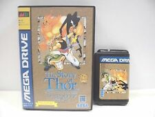 Mega-Drive Genesis -- The Story of Thor -- JAPAN GAME. Work fully! 14638