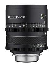 Xeen CF 35mm T1.5 Professional Cine Lens PL Mount - Open Box
