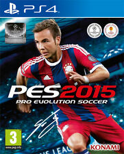 Pro Evolution Soccer PES 2015 Day One Edition (Calcio) PS4 Playstation 4 IMPORT