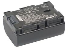 Battery For JVC BN-VG107,BN-VG107E,BN-VG107U,BN-VG107US,BN-VG108 (GZ-E10) 890mAh