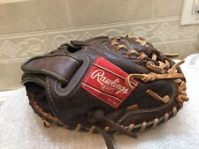 "Rawlings PPE325BR 32.5"" Youth Baseball Catchers Mitt Right Hand Throw"