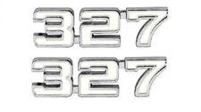 68 Camaro 327 Fender Emblem LH & RH