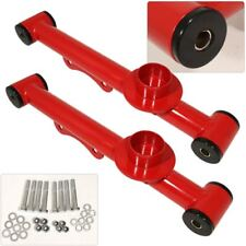 Red Drag Suspension Rear Lower Control Arm Pair Kit Ford Mustang 1979-2004
