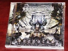 Symphony X: Iconoclast CD 2011 Nuclear Blast USA Records NB 2462-2 Original