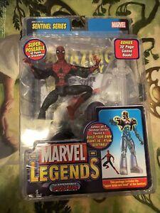 Marvel Legends Spiderman Sentinel Series