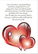 Birthday Card For Partner Wife Husband Girlfriend Boyfriend Romantic Love