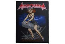 AIRBOURNE Patch Toppa Bomb OFFICIAL MERCHANDISE
