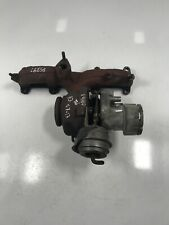 Audi A3 1.9 TURBO CHARGER GT16460 BXE Diesel 8 Valves 105BHP