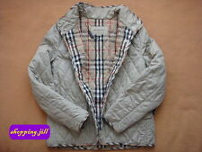 Authentic Burberry Nova Check Quilted Jacket / Coat Children Size 12 Year NEW