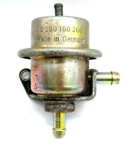 PORSCHE JAGUAR BMW E21 XJ 914 912 FUEL PRESSURE REGULATOR FPR BOSCH 0280160200