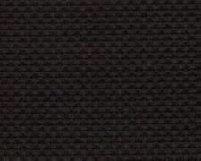 "59"" X 1 Yard 14 count black Cotton Aida Cloth Cross Stitch Fabric"